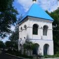 Отдых в Тамань. На улицах станицы. Церковь Покрова Пресвятой Богородицы