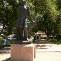 Отдых в Тамани. На Таманских улицах. Памятник Михаилу Юрьевичу Лермонтову