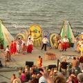 Праздник «Таманская лоза» в Тамани