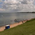Отдыха на Тамани. Вид на Таманский пляж