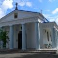 Отдых в Тамань. Улицы Тамани. Церковь Покрова